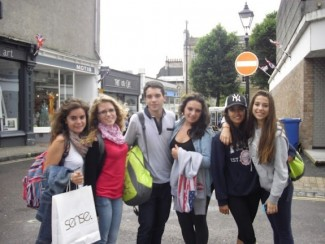 Inglês em Bristol