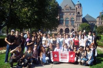 Inglês no Canadá