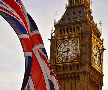 Inglês no Reino Unido