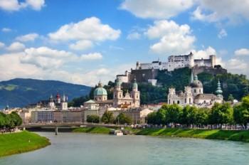 Viena e Salzburgo