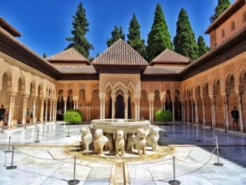 Madrid - Toledo - Granada - Sevilha