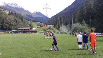 Campos de Férias na Suíça