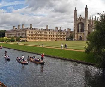 Curso Académico no Reino Unido