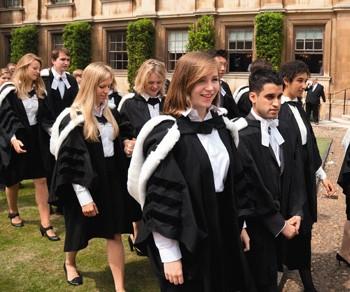 Acesso a Universidades Britânicas