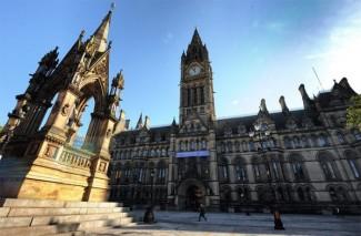 Visita de Estudo a Manchester