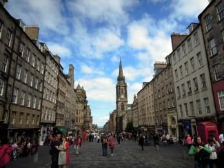 Visita de Estudo a Edimburgo