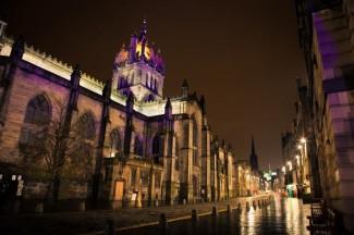 Visitas Culturais - Edimburgo