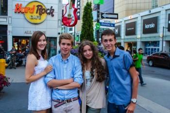 Verão (6 aos 18 anos)