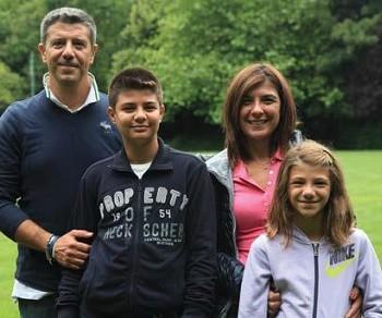 Pais e Filhos em Londres